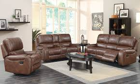 buckeye 3 piece reclining living room