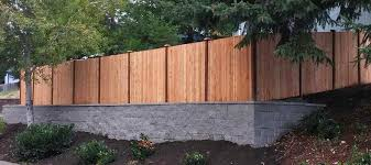 Landscaping Fence Installation Retaining Walls Olympia And Tacoma Ajb Landscaping Fence