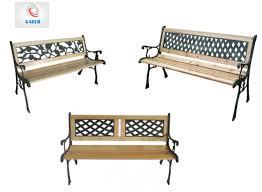 outdoor wooden garden bench furniture 3