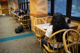 VAKULSKAS: Table for one: Erasing stigma surrounding solo diners –  Marquette Wire