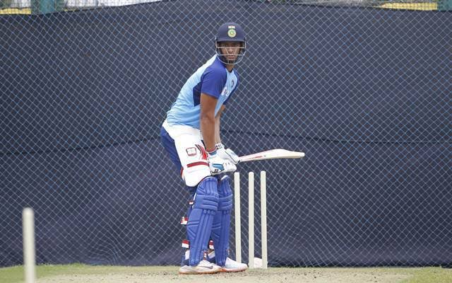 """Image result for Shivam Dube being given ODI cap"""""""