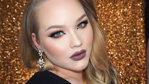 cat eye makeup tutorial nikkietutorials