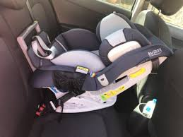 car seat in the middle september