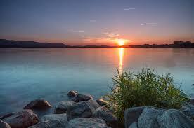 Sunsets - Sonnenuntergänge am Bodensee - Mein-Bodensee