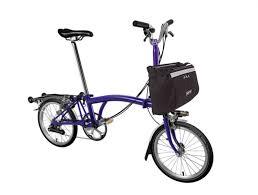 brompton custom bike build portapedal
