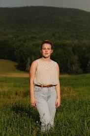 An Outdoor Senior Portrait Session, Central Vermont   Ada Bowman —  Jacquelyn Potter