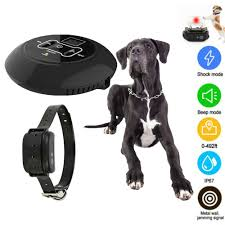 Tp16 Waterproof Electronic Dog Fencing Containment System Electric Fence Collar For Sale Online Ebay