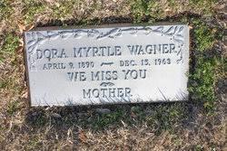 Dora Myrtle Caple Wagner (1890-1963) - Find A Grave Memorial