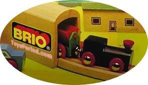 vine brio train collecting toy