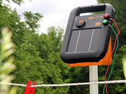 The New Gallagher S10 Solar Electric Fence Charger On Special At Valle Gallagher Electric Fencing From Valley Farm Supply