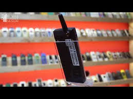 Ericsson S 868 - review - YouTube