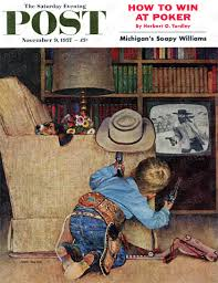 Classic Covers: Childhood in the 1950s | The Saturday Evening Post
