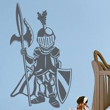 Style And Apply Little Knight Wall Decal Wayfair