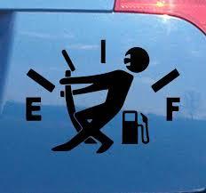 Fighting For Full Gasoil Car Sticker Tenstickers