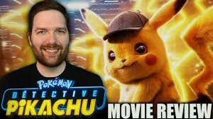Pokémon Detective Pikachu - Movie Review - YouTube