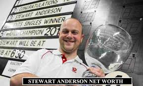 Stewart Anderson Net Worth 2020 (Endorsements & Prize Money)