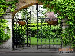 Types Of Gates Design Which One Is Better Boston Ironworks Staircases Fences Fire Escapes