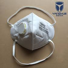 Yangyue Y801V,Disposable KN95/N95 Particulate Respirator Face ...