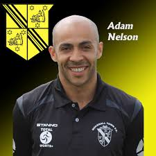 Adam Nelson - Hucknall Town Football Club First Team