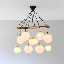 awesome bubble lighting chandeliers
