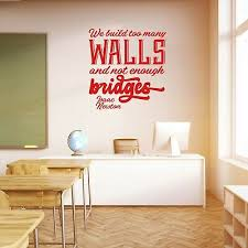 It Takes Hands To Build A House Wall Sticker Quote Home Wall Art Decal X71