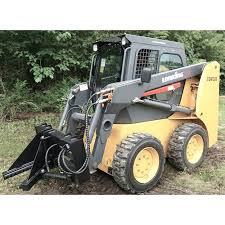 Skid Steer Tree Fence Puller Front Loader Attachment Universal Post Extractor Fits Bobcat Kubota Titan Attachments