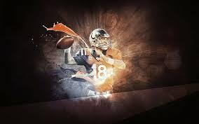 hd wallpaper football peyton manning