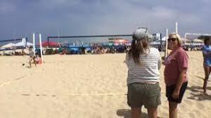 Watch Adeline Walker / Avery Allen vs. Kaydon Meyers / Angela Valentine |  AAU Beach National Championships (2019) (2019) on BallerTV | BallerTV