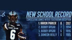 "Aaron ""AP""Parker Career Highlights |URI Highlights 2016-17 - YouTube"