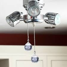 ceiling fan pull chain extensions light