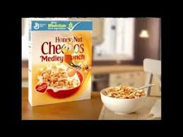 honey nut cheerios medley crunch tv