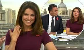 Susanna Reid flirts up a storm with GMB co-host Adil Ray   Daily ...