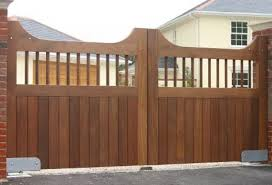 Factors To Think About When Installing Wood Fence Gates Gate Design Wood Gate Fence Design