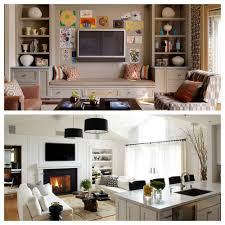 tv over the fireplace yes or no
