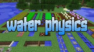 Minecraft Water Physics Minecraft Update Aquatic Youtube