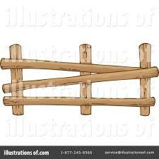 Fence Clipart 1216435 Illustration By Visekart