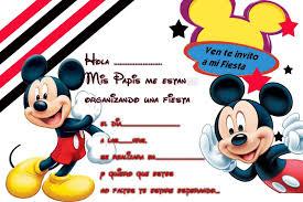 Invitaciones De Cumpleanos Gratis Con Fotomontaje Infantiles Imagui