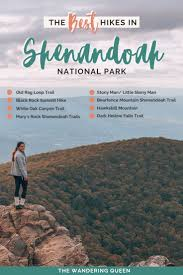 The Best Hikes In Shenandoah National Park The Wandering Queen In 2020 Shenandoah National Park National Parks Trip National Parks