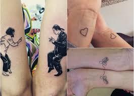 Tatuaze Dla Przyjaciol Top 11 Wzorow Przyjacielskich Tatuazy