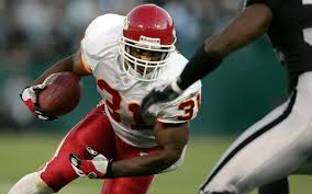 The 5 Most Valuable NFL Rushing Seasons Since 2000 - Priest Holmes, 2002