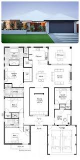 45 best ideas for house plans 4 bedroom