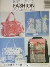 laura ashley tote diaper makeup bags