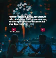 quotes rindu jangan sia siain ya👌 facebook
