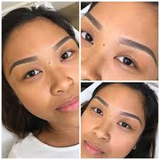 microblading eyebrows in toronto