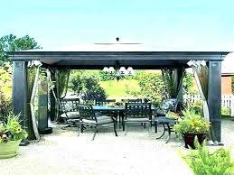 backyard canopy gazebo willowtardy co