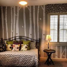 Birch Trees Wall Decal Pack Trading Phrases