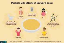 brewer s yeast benefits side effects