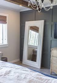 master makeover diy floor mirror from