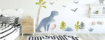 Our Complete List Of The Best Dinosaur Wall Decals Nursery Kid S Room Decor Ideas My Sleepy Monkey