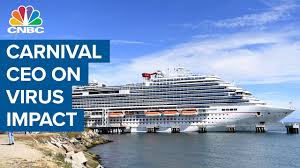 Carnival CEO on the cruise industry in ...